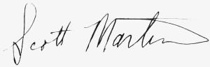 Martineau Signature